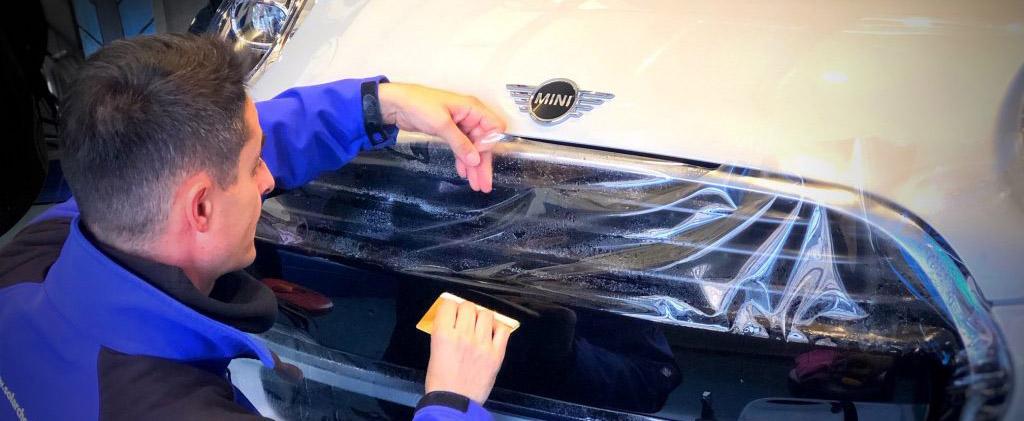 """Solarcheck® PPF, Mantén tu coche """"joven"""" por más tiempo"""